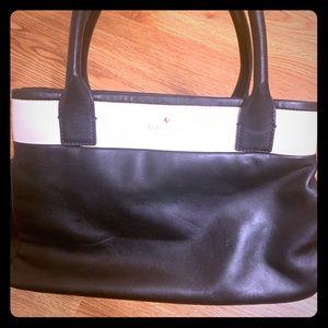 Kate Spade color block satchel